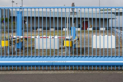 River Oaks Security Gate