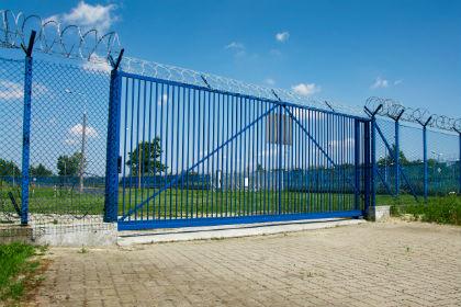 Spring security gate